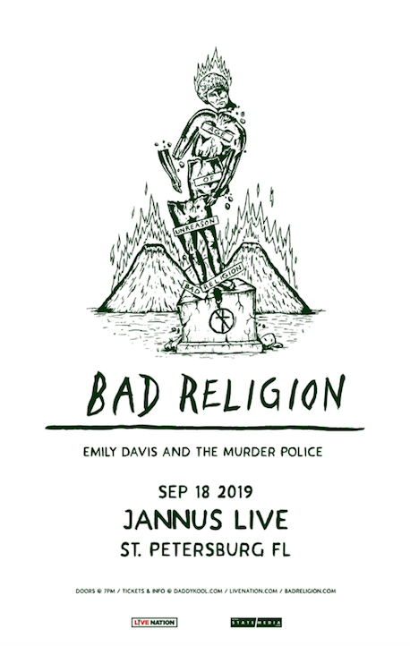 Jannus Live | Concert and Live Music Venue - St  Petersburg